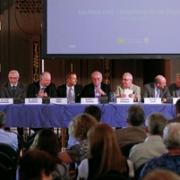 Teilnehmer der Podiumsdiskussion 2011