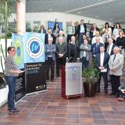 Ansprache der Pfarrerin Tina Mertten zur Eröffnungsveranstaltung in der Franken Therme