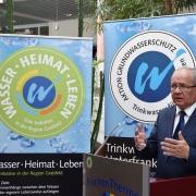 Ansprache des Regierungspräsidenten Eugen Ehmann