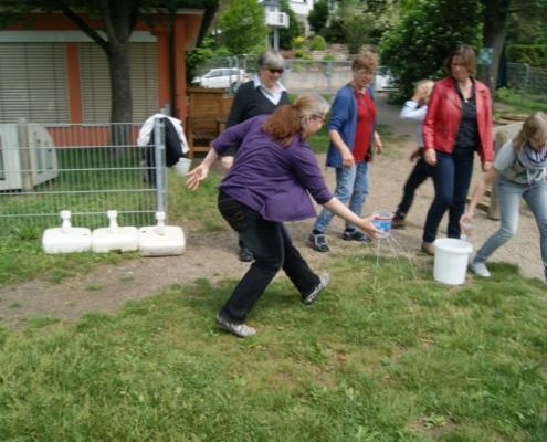 Austauschtreffen der unterfränkischen Wasser-Kitas