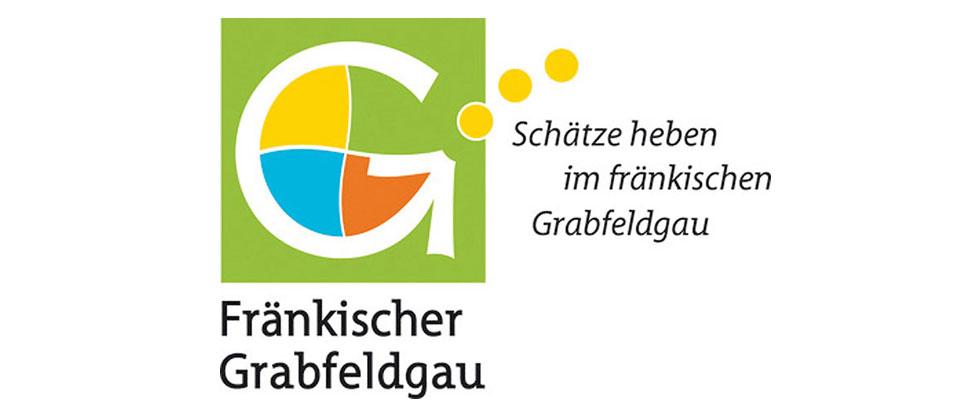 Logo Fränkischer Grabfeldgau
