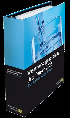 Ordner der Wasserversorgungsbilanz Unterfranken 2025