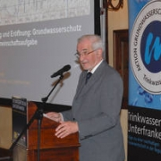 Begrüßung durch Regierungspräsident Dr. Paul Beinhofer