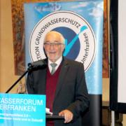 Vortragender Dr. Paul Beinhofer, Regierungspräsident von Unterfranken