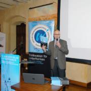 Vortragender Manfred Forst, BGS Umwelt