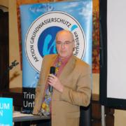 Vortragender Reinhard Klumpp, WWA Aschaffenburg