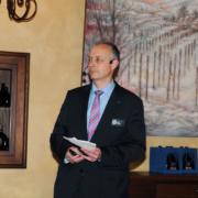 Axel Bauer, Leiter des Sachgebiets Wasserwirtschaft