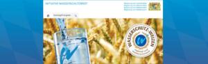 Kopf der Internetseite wasserschutzbrot.de