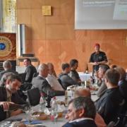 Vortag des Brotsommeliers Axel Schmitt mit Verkostung