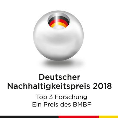 Top3 Forschung Siegel 2018